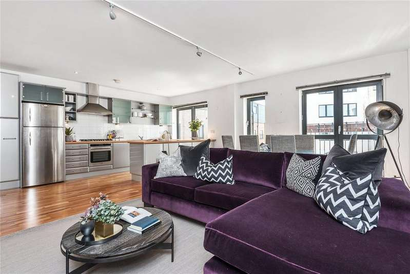 2 Bedrooms Flat for sale in Anlaby House, 37 Boundary Street, London, E2