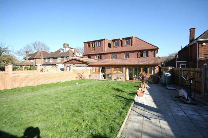 7 Bedrooms Detached House for sale in Salmon Street, Kingsbury, NW9