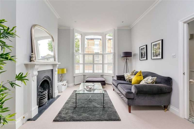 4 Bedrooms End Of Terrace House for sale in Thornfield Road, Shepherd's Bush, London