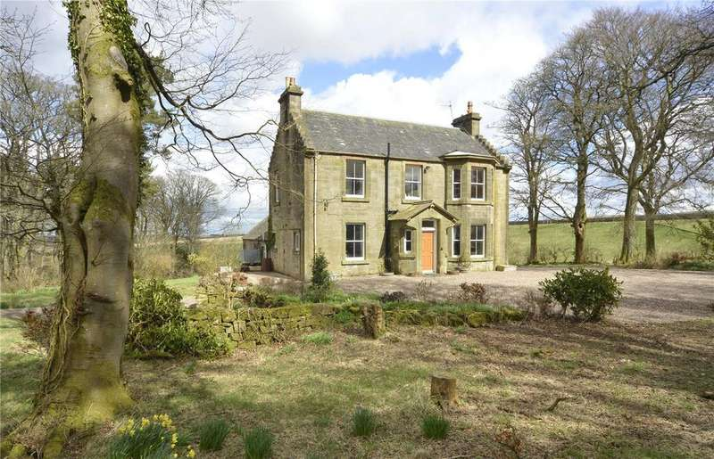 3 Bedrooms Farm Commercial for sale in Lot 1: Reservoir House, Colzium and Crosswoodburn, West Calder, West Lothian