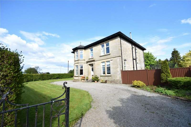 6 Bedrooms Detached House for sale in Westwood, Newmill Road, Dunlop