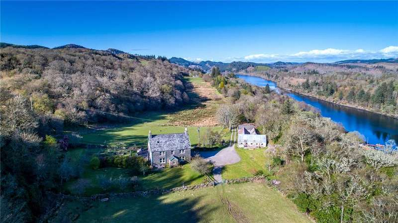 6 Bedrooms Detached House for sale in Scotnish Farm, Tayvallich, Lochgilphead, Argyll, PA31