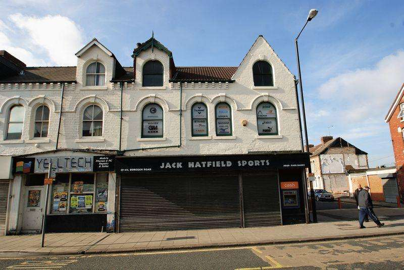 Residential Development Commercial for sale in Borough Road, Middlesbrough