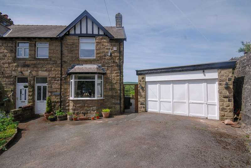 4 Bedrooms Semi Detached House for sale in Wyngarth, St. Peters Road, Buxton