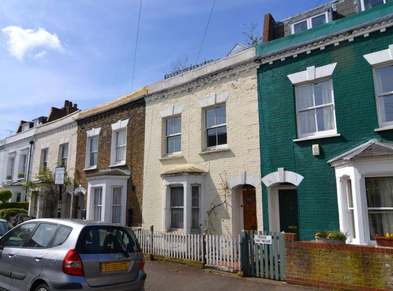 2 Bedrooms Flat for sale in Poyntz Road, Battersea, SW11
