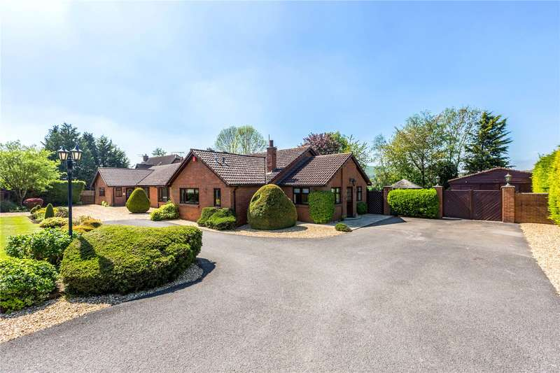 4 Bedrooms Detached Bungalow for sale in Ogbourne St. George, Marlborough, Wiltshire, SN8