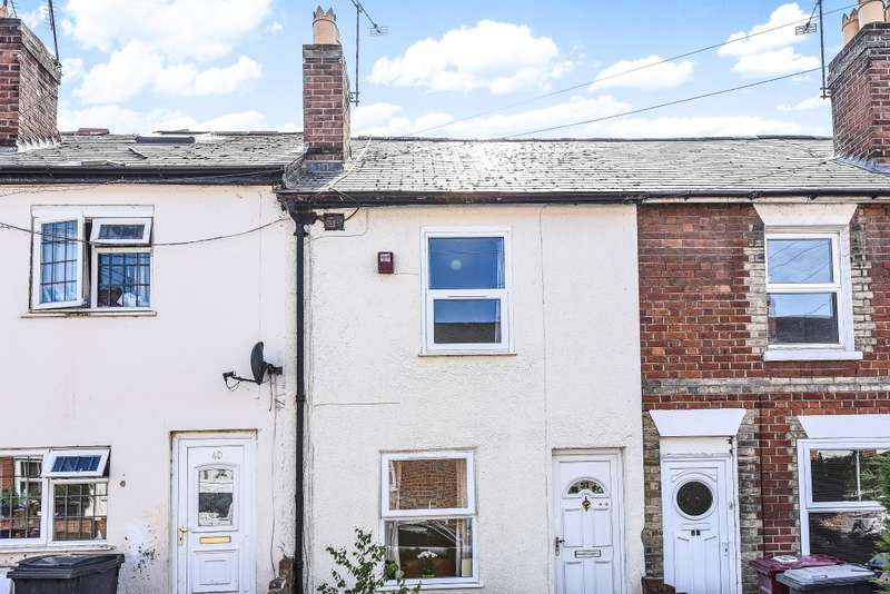 3 Bedrooms Terraced House for sale in Cumberland Road, Reading, RG1