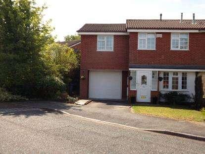 3 Bedrooms Semi Detached House for sale in Hazelborough Close, Birchwood, Warrington, Cheshire