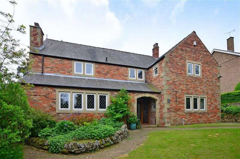 6 Bedrooms Detached House for sale in Pear Tree House, Valley Rise, Barlow, Dronfield, Derbyshire, S18
