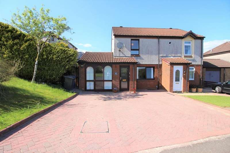 3 Bedrooms Semi Detached House for sale in Weymouth Crescent, Gourock