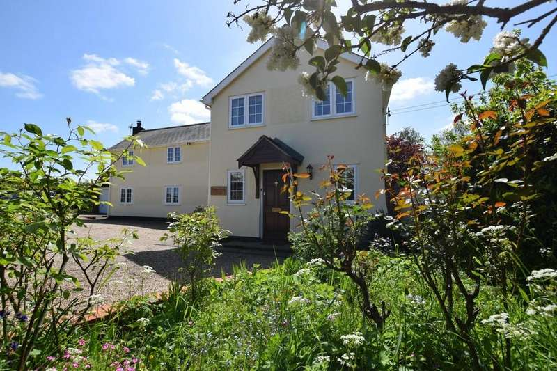 4 Bedrooms Detached House for sale in Stones Green