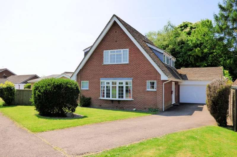 4 Bedrooms Detached House for sale in Lawn Avenue, Etwall