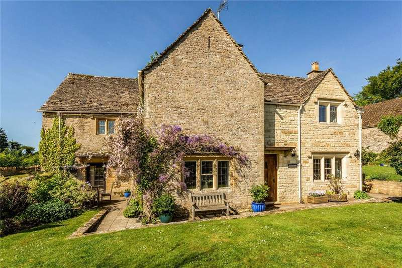 5 Bedrooms Unique Property for sale in Duntisbourne Abbotts, Cirencester, Gloucestershire, GL7