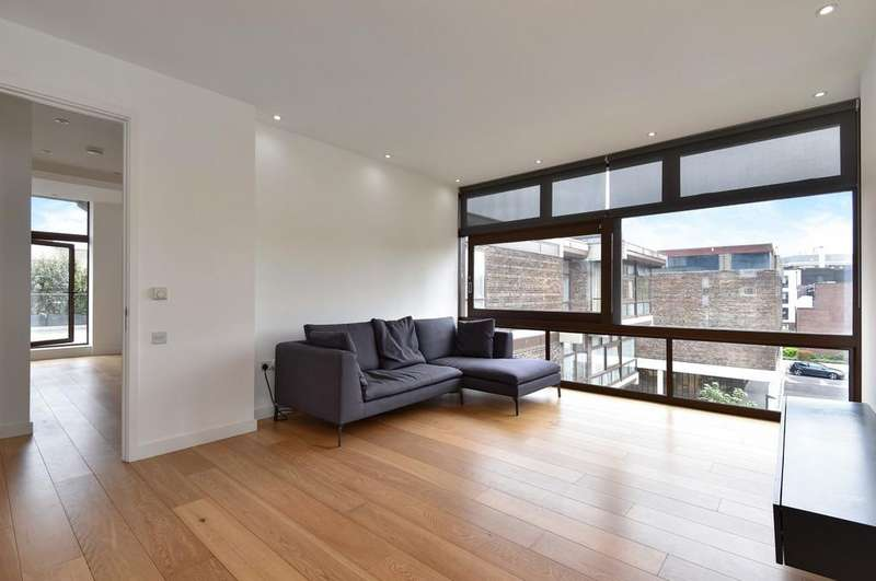 2 Bedrooms Apartment Flat for sale in Cabanel Place, SE11