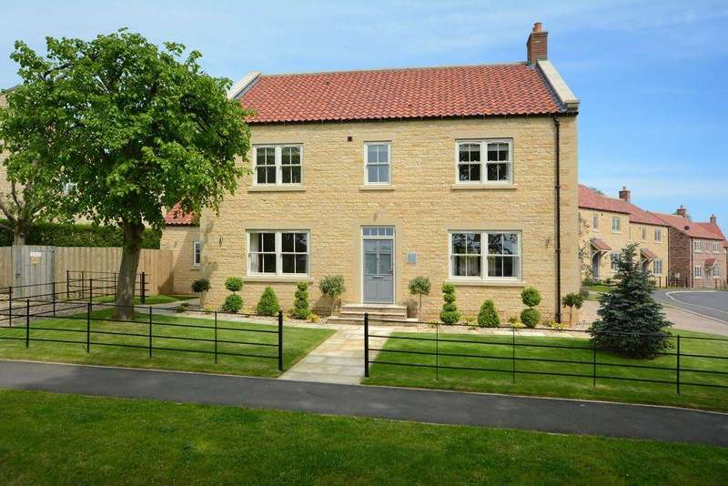 5 Bedrooms Village House for sale in 1 Thornton Heights, Thornton le Dale, YO18 7QZ