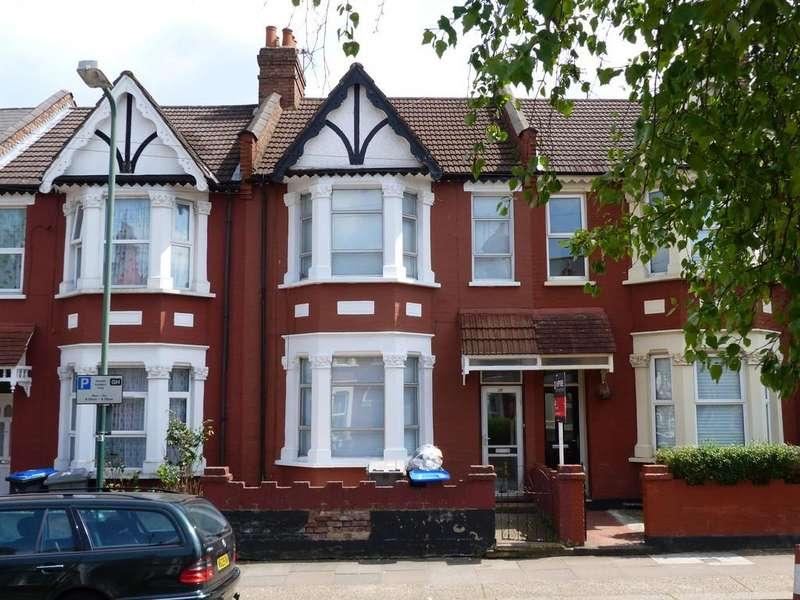 3 Bedrooms Terraced House for sale in Bertie Road, Willesden