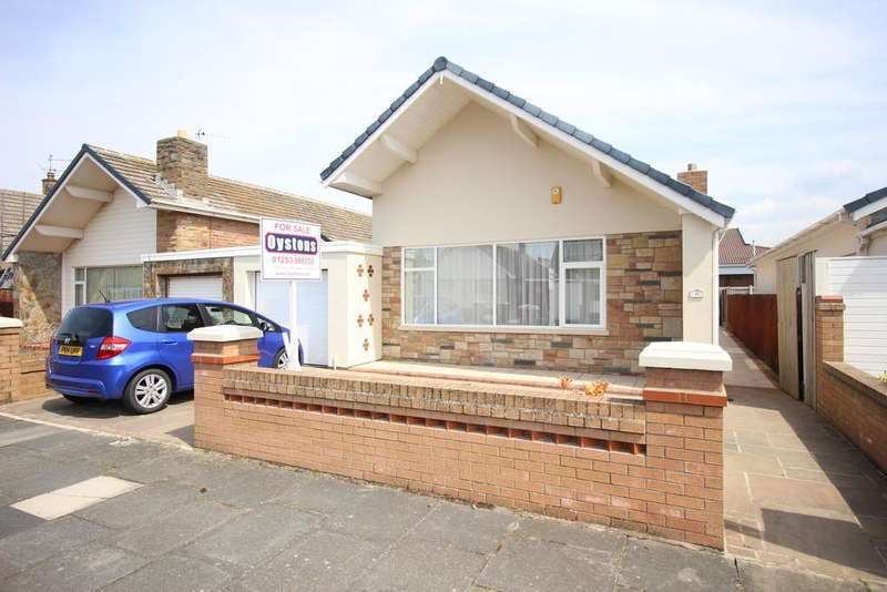 3 Bedrooms Detached Bungalow for sale in Cherrywood Avenue, Thornton-Cleveleys