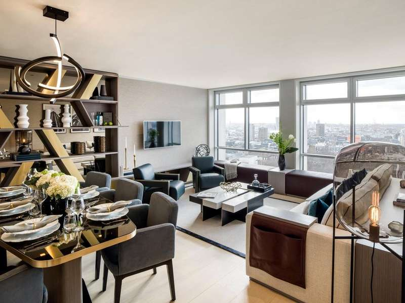 2 Bedrooms Apartment Flat for sale in Centre Point Residences, Covent Garden, WC1A