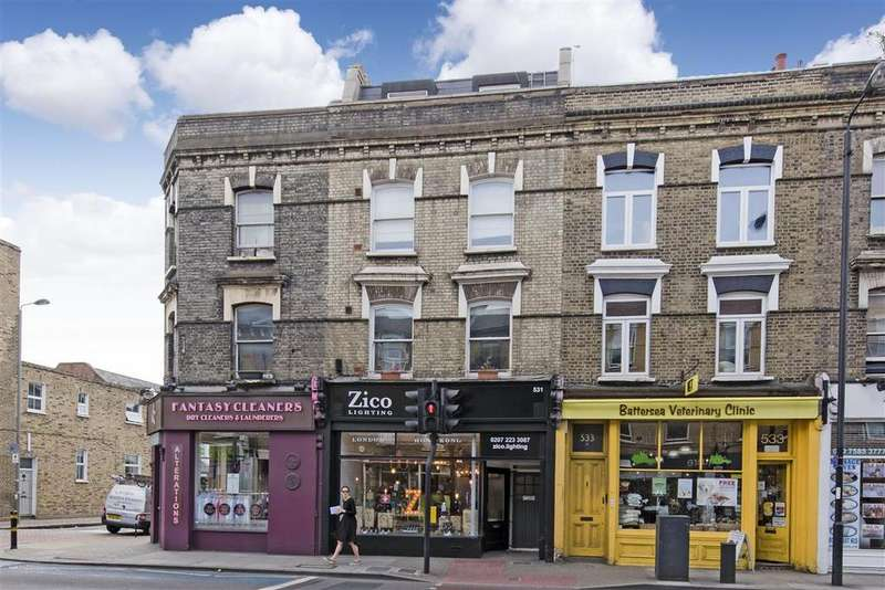 6 Bedrooms Terraced House for sale in Battersea Park Road, SW11