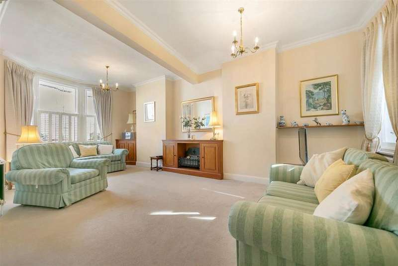 3 Bedrooms Terraced House for sale in Querrin Street, SW6