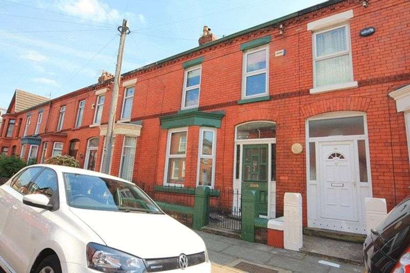 3 Bedrooms Property for sale in Newborough Avenue, Liverpool