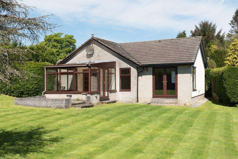 3 Bedrooms Detached Bungalow for sale in 28 Jefferson Garth, Greystoke, Penrith