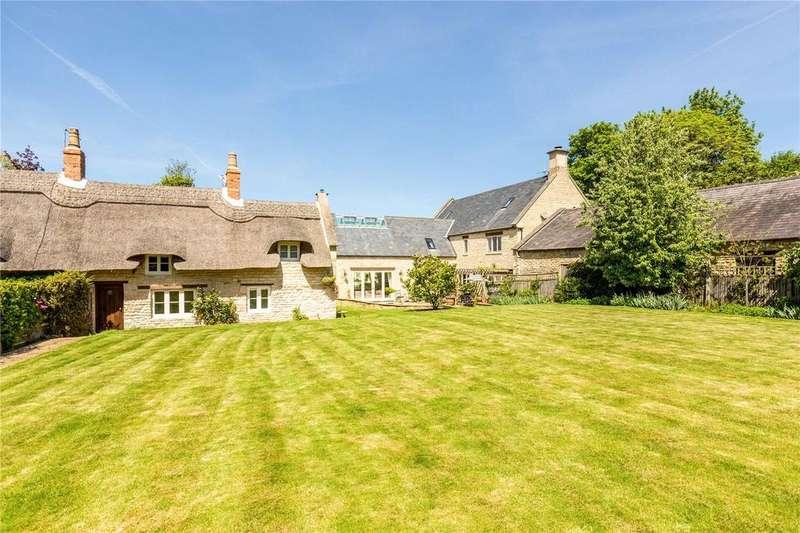 5 Bedrooms Detached House for sale in Rectory Lane, Edith Weston, Oakham, Rutland, LE15