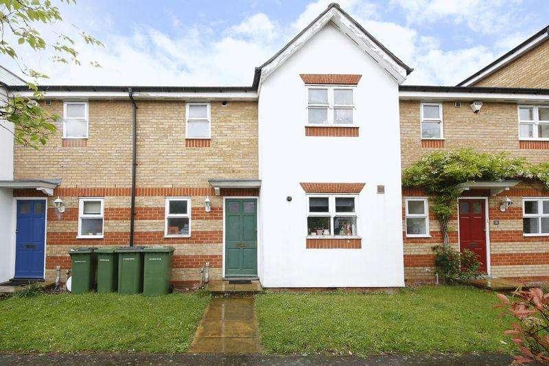 3 Bedrooms Terraced House for sale in Basevi Way, Deptford, SE8