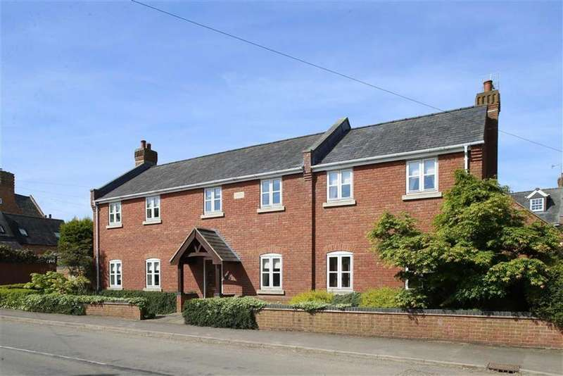 4 Bedrooms Detached House for sale in Main Street, Willoughby Waterleys