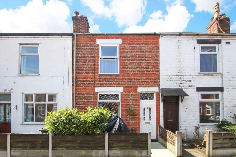 2 Bedrooms Terraced House for sale in Dean Road, Cadishead, Manchester, M44