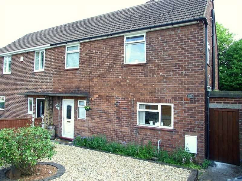 3 Bedrooms Semi Detached House for sale in Arthur Street, Alfreton, Derbyshire, DE55