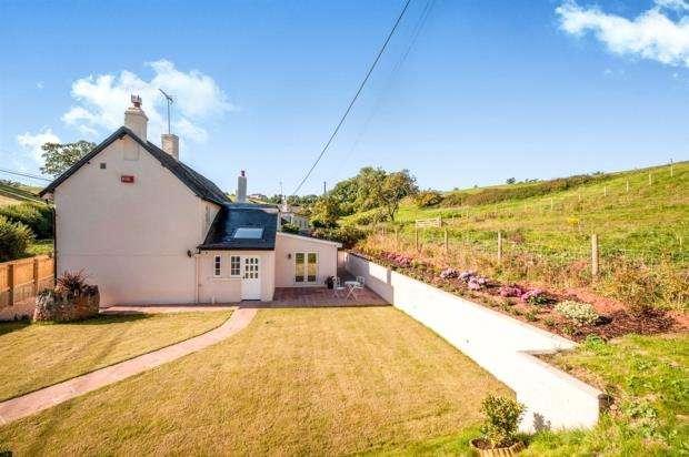 4 Bedrooms Detached House for sale in Combeinteignhead, Newton Abbot, Devon