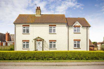 3 Bedrooms Detached House for sale in Church Lane, Alvingham, Louth, Lincolnshire