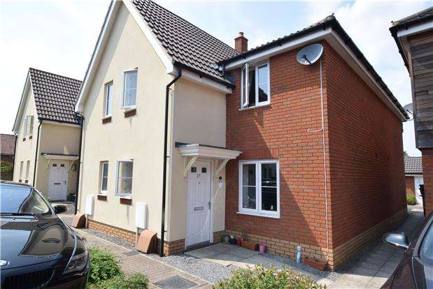 2 Bedrooms Terraced House for sale in Latimer Close, BRISTOL, BS4 4FG
