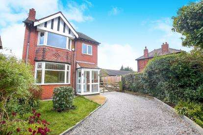 3 Bedrooms Detached House for sale in Birch Drive, Hazel Grove, Stockport, Cheshire