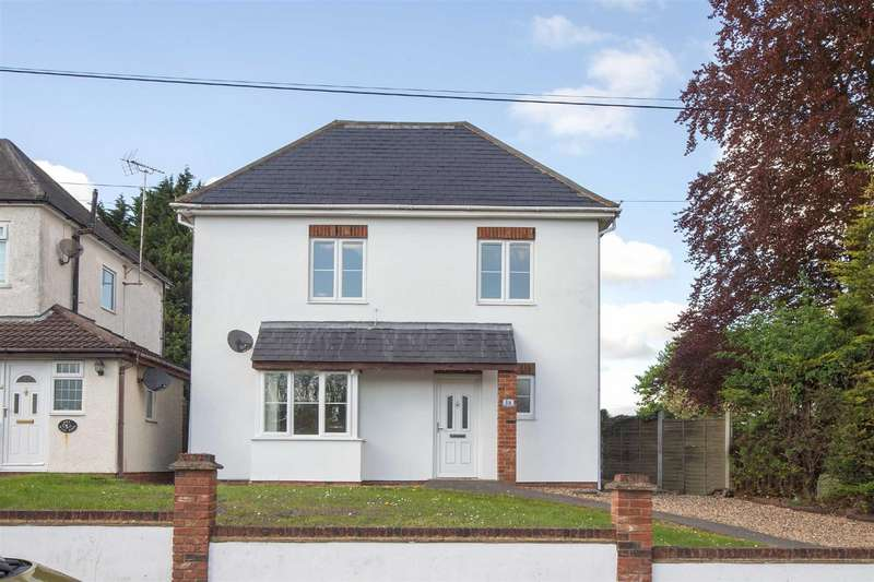 3 Bedrooms Detached House for sale in Mill Road, Dunstable