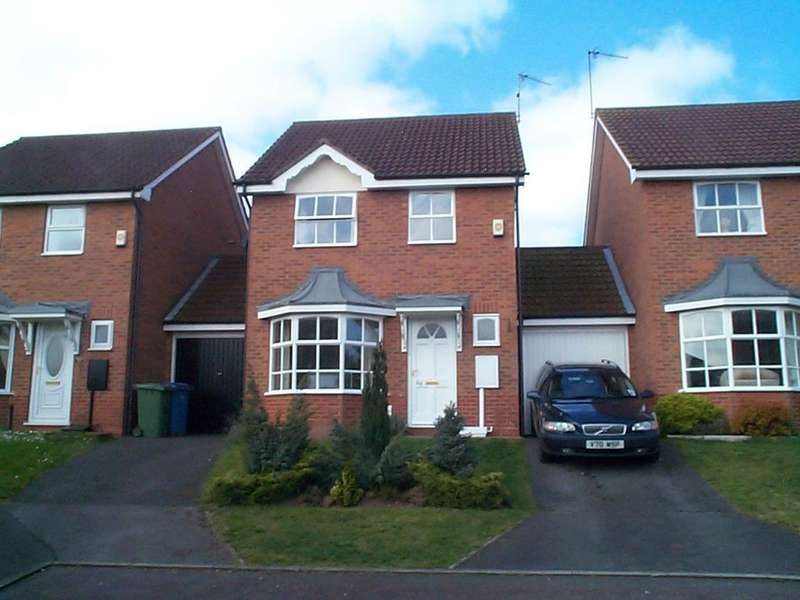 3 Bedrooms Semi Detached House for rent in Newton Close, Worksop