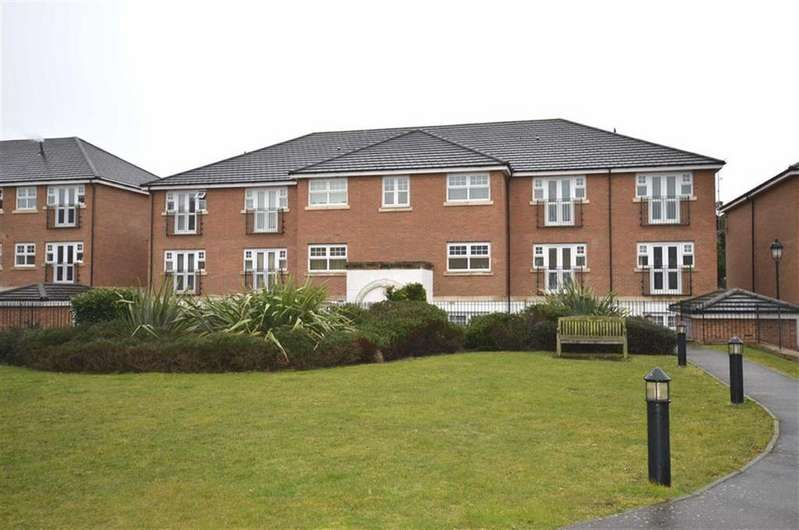 2 Bedrooms Flat for sale in Lerwick Court, Mill Hill