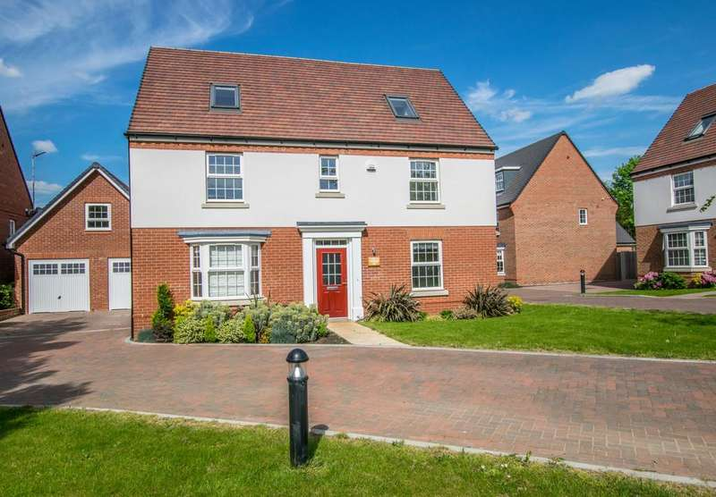 6 Bedrooms Detached House for rent in High Cross, Ware