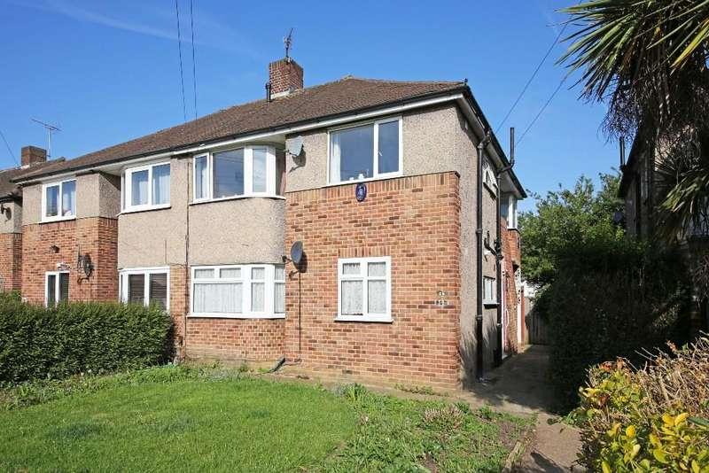 2 Bedrooms Maisonette Flat for sale in Byards croft , Streatham Vale SW16