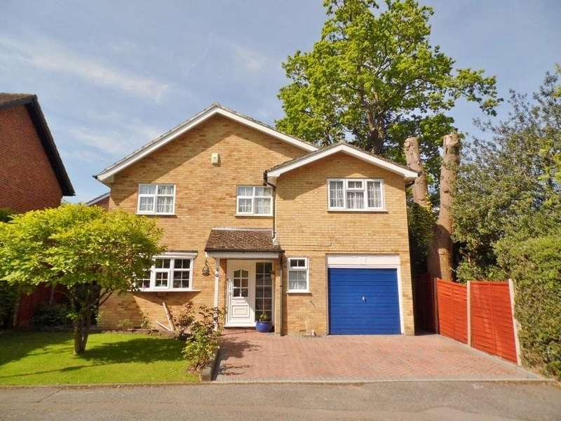 5 Bedrooms Detached House for sale in Everglades Avenue, Cowplain