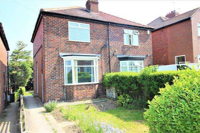 2 Bedrooms Semi Detached House for rent in Ashley Grove , Sheffield, S26 2AB