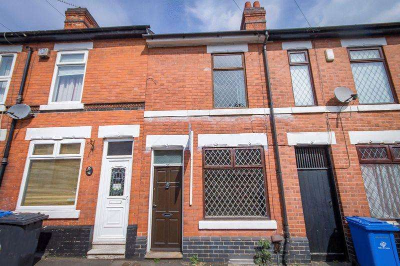 2 Bedrooms Terraced House for sale in May Street, Derby