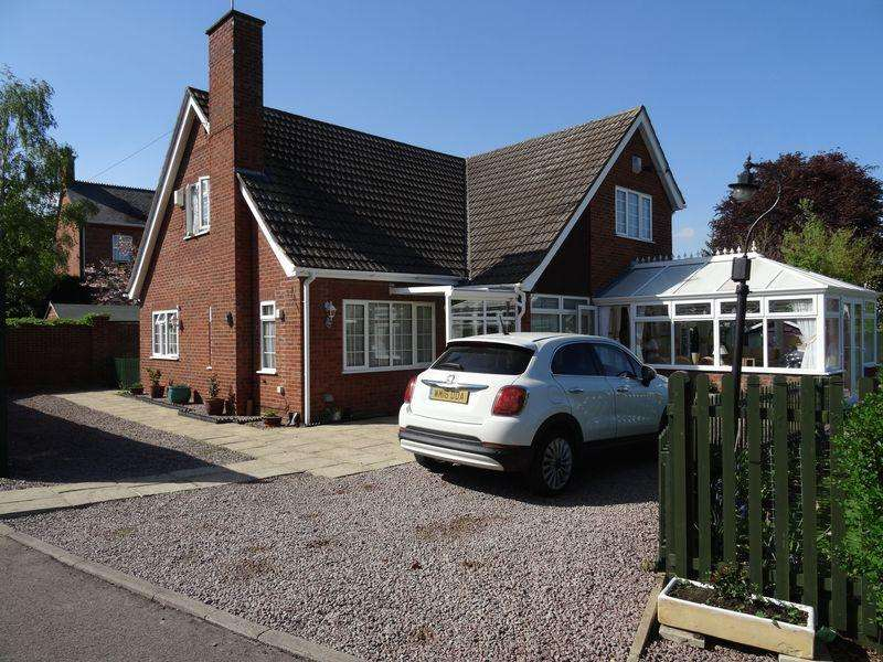4 Bedrooms Detached House for sale in Cowbit Road, Spalding