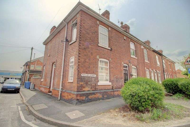 2 Bedrooms Property for sale in Bowmer Road, Derby