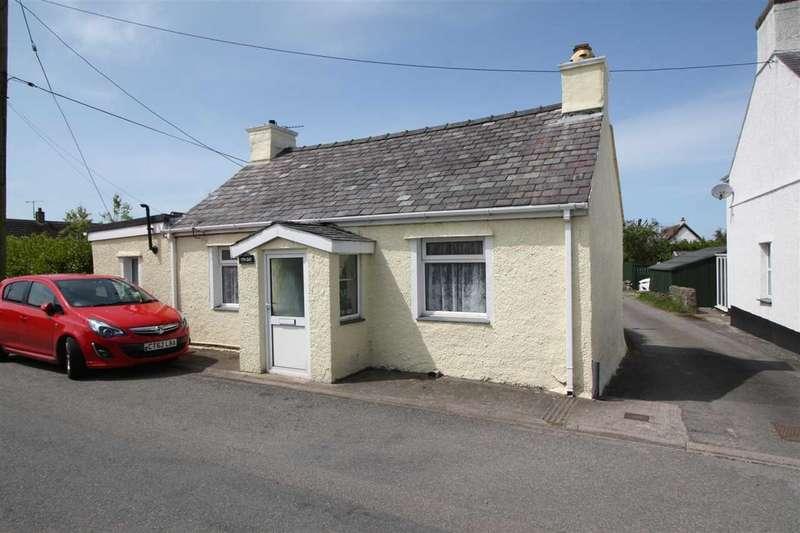 2 Bedrooms Detached House for sale in Tyn Giat, Llandegfan