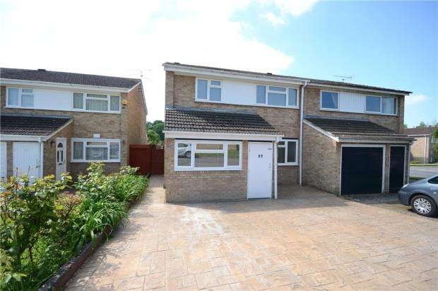 3 Bedrooms Semi Detached House for sale in Queensway, Caversham, Reading