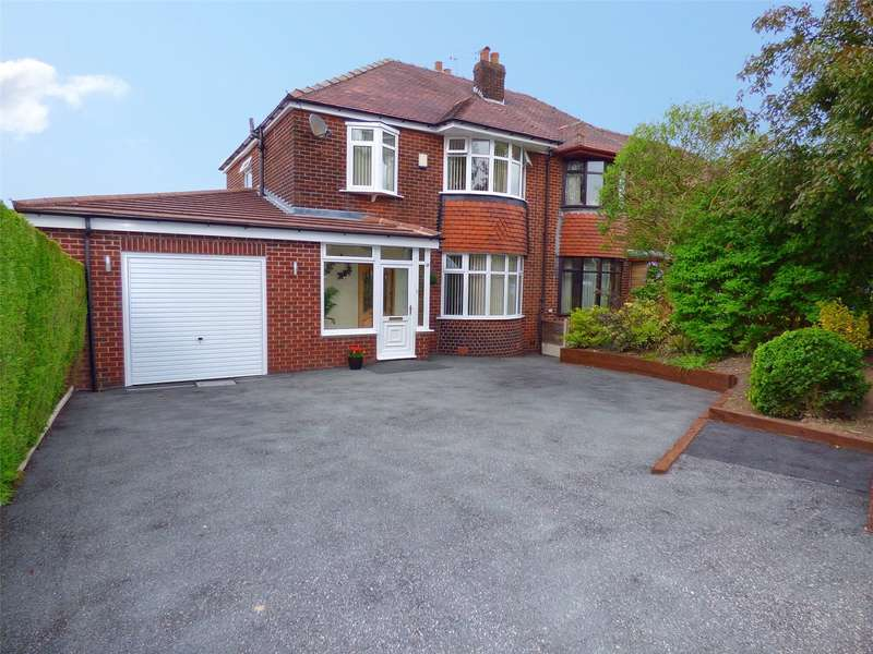 4 Bedrooms Semi Detached House for sale in Mainway, Alkrington, Middleton, Manchester, M24