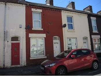 2 Bedrooms Terraced House for sale in Scorton Street, Tuebrook, Liverpool