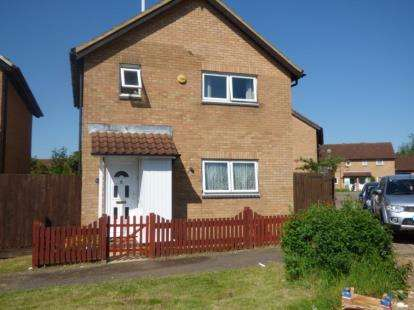3 Bedrooms Detached House for sale in Cropwell Bishop, Emerson Valley, Milton Keynes, Buckinghamshire